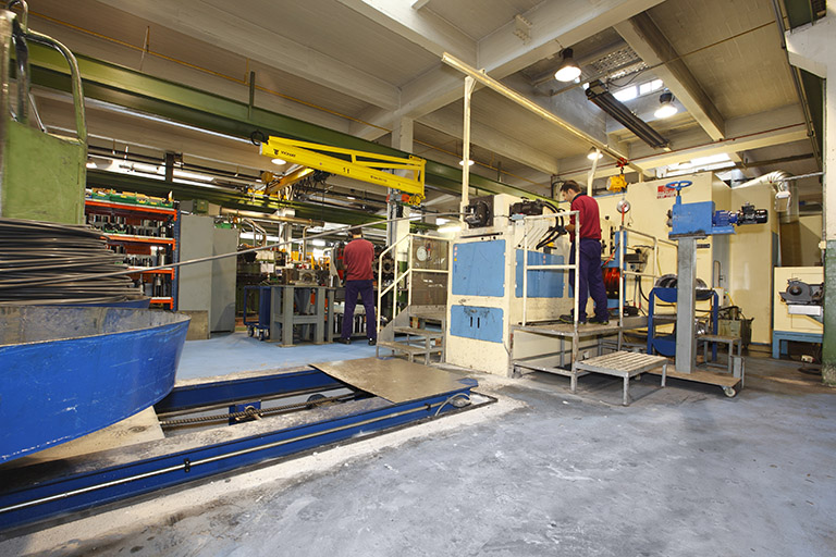 Die zwei Produktionsstäten von Metagra befinden sich in Bergara (Gipuzkoa, Spanien) und in Celaya (Mexiko).